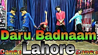 Daru Badnaam V/S Lahore Mix Song