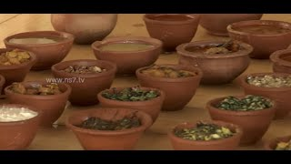 Sutralam Suvaikalam - Unique mud pot kitchen - Trichy special 3/3  | News7 Tamil thumbnail