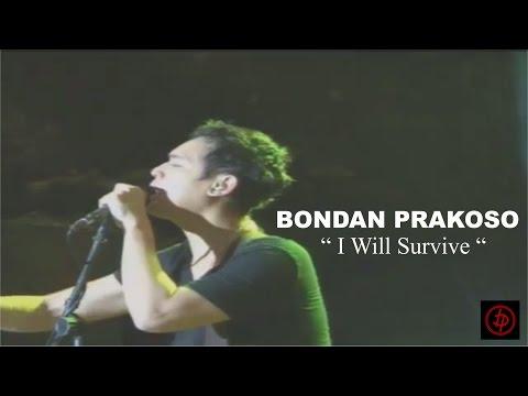 Bondan Prakoso - I Will Survive (Live)