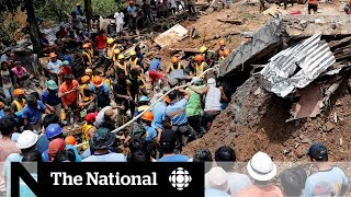 Mangkhut's death toll rises as rescue efforts continue