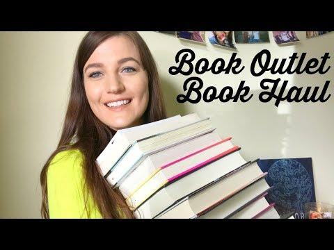 BOOK OUTLET BOOK HAUL | Part 2