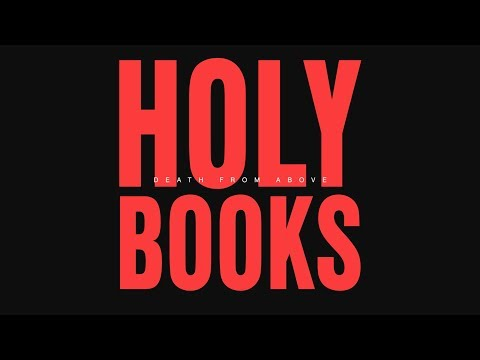 Death From Above - Holy Books (Lyric Video)
