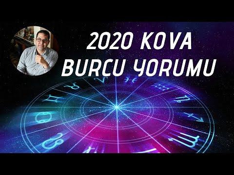 2020'de Kova Burcunu Neler Bekliyor? - Kova Burcu 2020 Yorumu