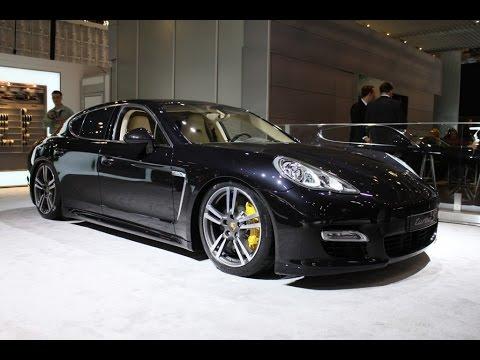 Megafactories Porsche Panamera In HD
