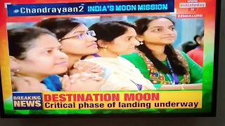 Chandrayaan-2 /Soft landing / Last 15minutes / Proud of ISRO