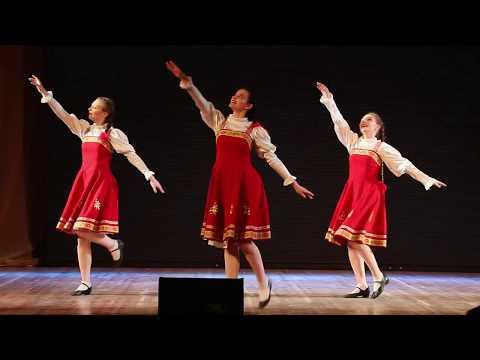 Пассионарии культуры - Русский народный танец