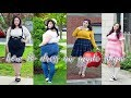 How to dress for an apple shape | Apple Shape Body Fashion
