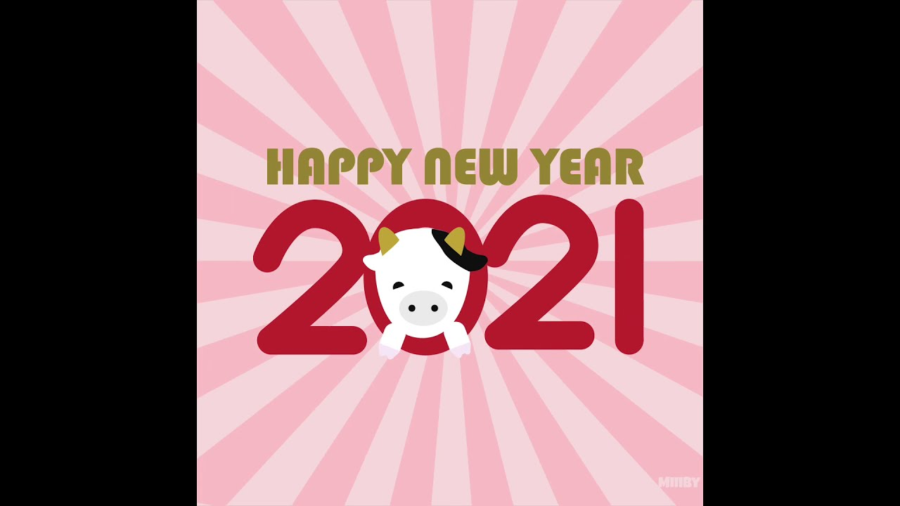 [Animation]Happy Cow Year 2021 | Animation