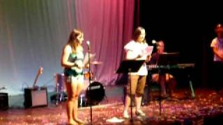 """Maybe"" Next to Normal Talent Show- ACT Summer Camp 2010"