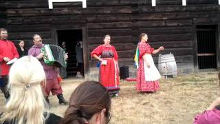 Форт РОСС - Ой мороз мороз(This video was uploaded from an Android phone., 2011-07-31T16:01:35.000Z)