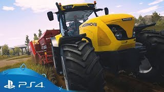 Pure Farming 2018 | Launch Trailer | PS4