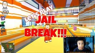 Roblox Jail Break -- Let's Play