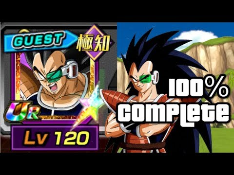 100% Potential RADITZ Already??? Dragon Ball Z Dokkan Battle