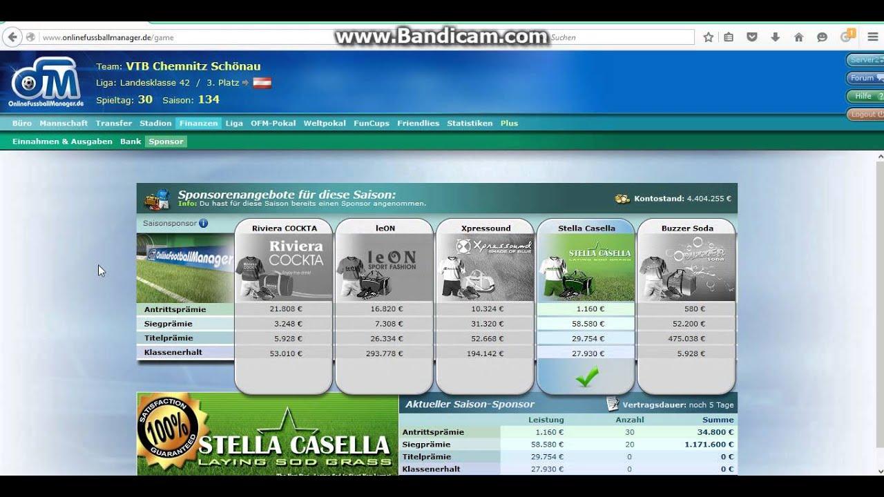 fußball manager online kostenlos spielen