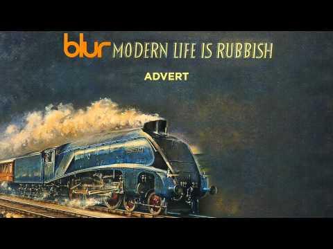 Blur - Advert - Modern Life is Rubbish