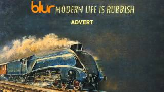 Blur - Advert - Modern Life is Rubbish