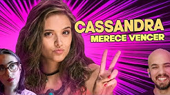 CASSANDRA, A VERDADEIRA GAROTA TOTALMENTE DEMAIS | Coisas de TV