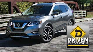 2018 Nissan Rogue SL AWD ProPilot Assist Review