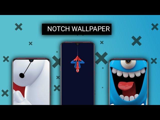 Best Wallpaper App For Waterdrop Notch Ft Samsung A50 Youtube