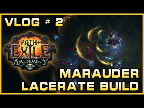 Poe Endgame Marauder Build