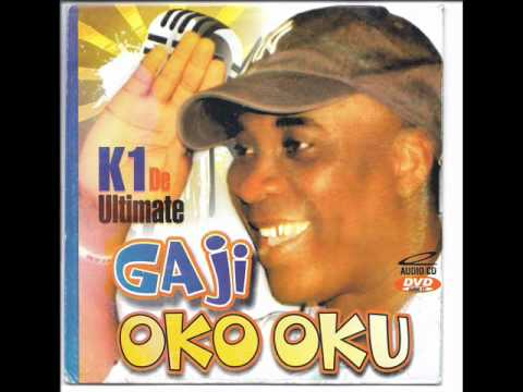 Download Wasiu Ayinde  ( Audio Live  Music  Gaji Oko Oku )