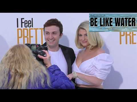 Meghan Trainor kisses Daryl Sabara at I Feel Pretty Premiere  Subscribe