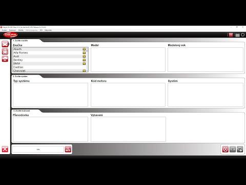 Instalace Autodiagnostika Delphi DS150E 2016/R0 (CZ/SK)
