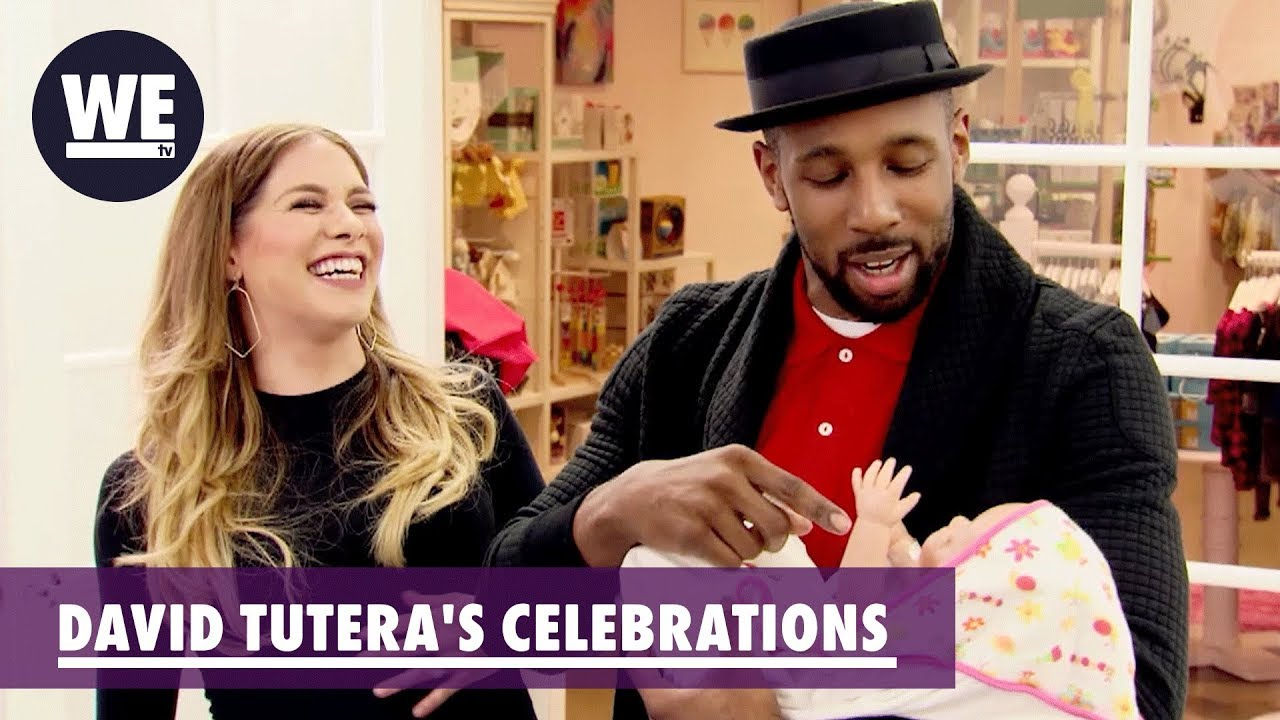 Twitch Goes To Baby Boot Camp David Tutera S Celebrations We Tv