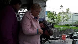 СТРАШНАЯ КУХНЯ 4- ЗАЛИВАЕМ ФУНДАМЕНТ!! и таскаем щебень!!