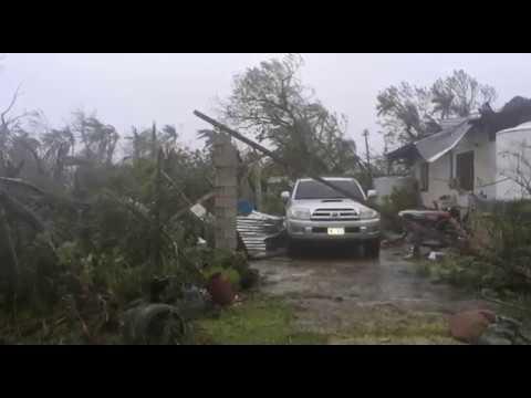 Communications Being Restored To Typhoon-ravaged Saipan