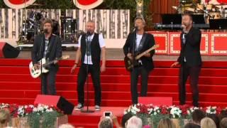 Arvingarna - Ta mig tillbaka nu (Live @ Allsång på Skansen)