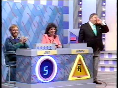 Blankety Blank - Les Dawson - Friday 4th December 1987 BBC1 Full Show