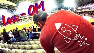 UN DIMANCHE SOIR À LILLE | LOSC vs OLYMPIQUE DE MARSEILLE | 90' In Stade | VLOG