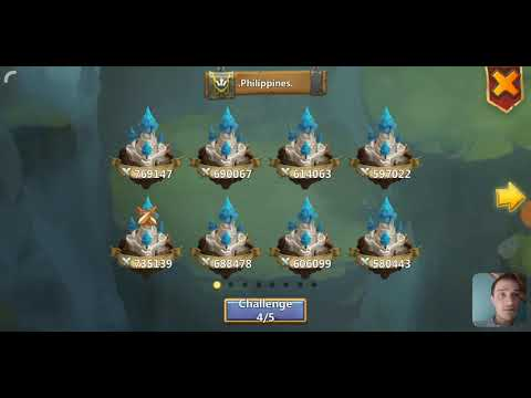 Sokat Akar A Szarka... | Castle Clash Guild Wars 2019 05 12