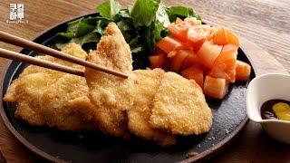 クリスピーチキンチップス|쿠킹하루 Cooking Haruさんのレシピ書き起こし