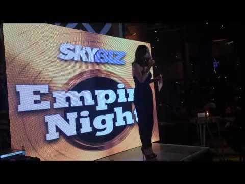 Abby Borja Hosting For SKYBIZ EMPIRE NIGHT