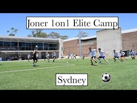 Joner 1on1 Elite Training Camp 2   Sydney   Australia