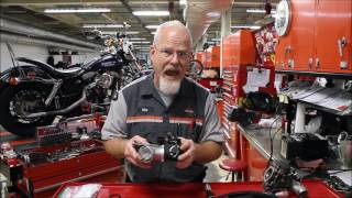 DOC HARLEY: AIR CLEANER INSTALL