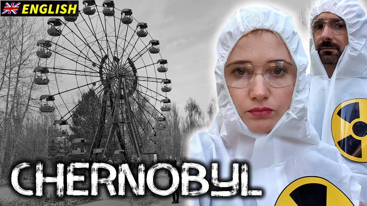 Chernobyl – 33 years later. (Ukraine vlog documentary)