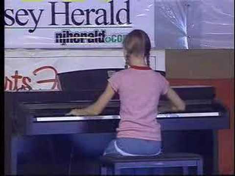 Scott Joplin - Easy Winners - Performed by Hope Miladinovich