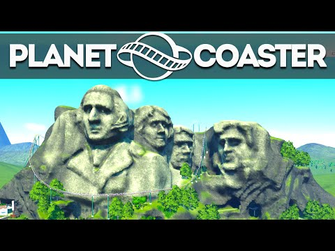 Planet Coaster Gameplay : NEW FEATURES IN ALPHA 2 (Part 1) |