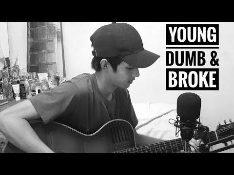 Young Dumb & Broke - Khalid   Jhamil Villanueva (cover)