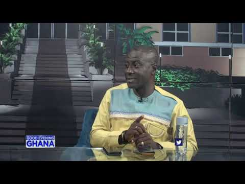Captain Smart Gives Full Account About His Suspension On Metro TV Good Evening Ghana.