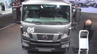 Nissan NT500 Einzelkabine PRO 65.15 39 (2014) Exterior and Interior