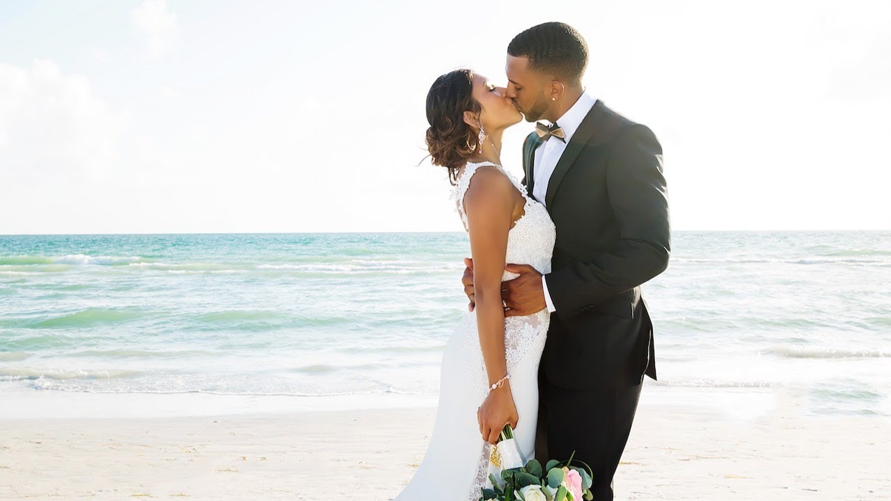 I met you in the Summer, a Florida Beach Wedding