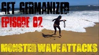 Australian Monster Wave | Get Germanized Vlogs | Episode 02