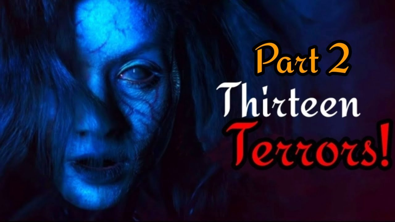 THIRTEEN TERRORS explained in hindi | Horror movie explained in hindi
