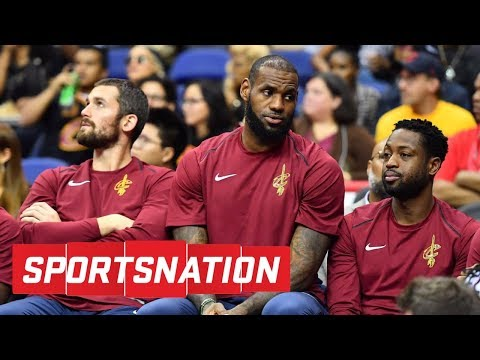 Cavaliers' team meeting is a 'non-story' | SportsNation | ESPN