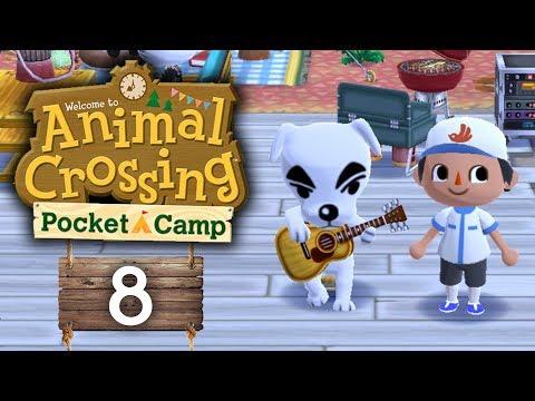 MISIÓN TOTAKEKE!!! | EP 8 | Animal Crossing Pocket Camp | 8BitCR