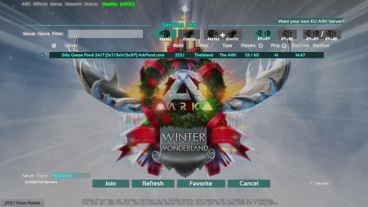 Ark Survival Evolved Delete Survivors Character From My Survivor ...